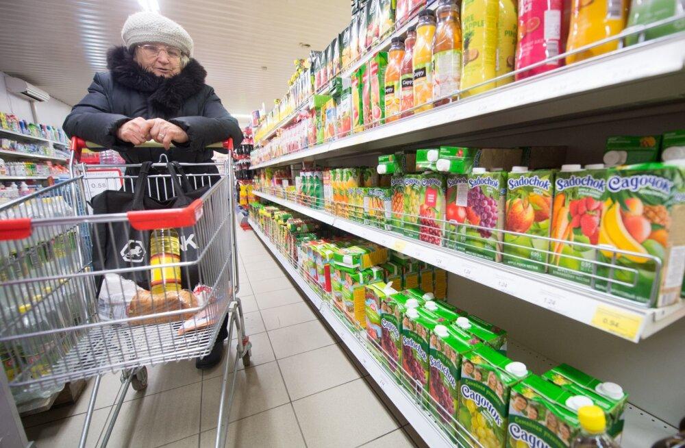 Мэрия Таллинна и Stockmann помогут пожилым и родителям-одиночкам с доставкой продуктов на дом