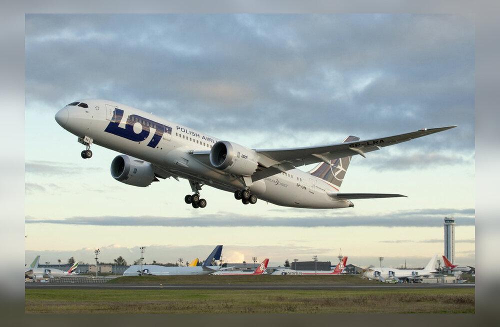 787 Dreamliner: ambitsioonika reisilennuki raske sünnilugu