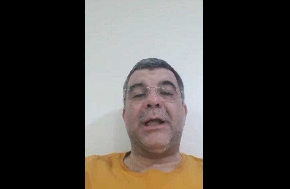 Iraanis nakatus koroonaviirusesse tervishoiuministri asetäitja