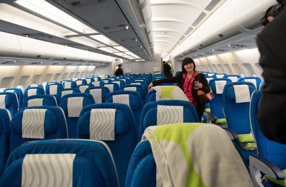 Istmed lennukis