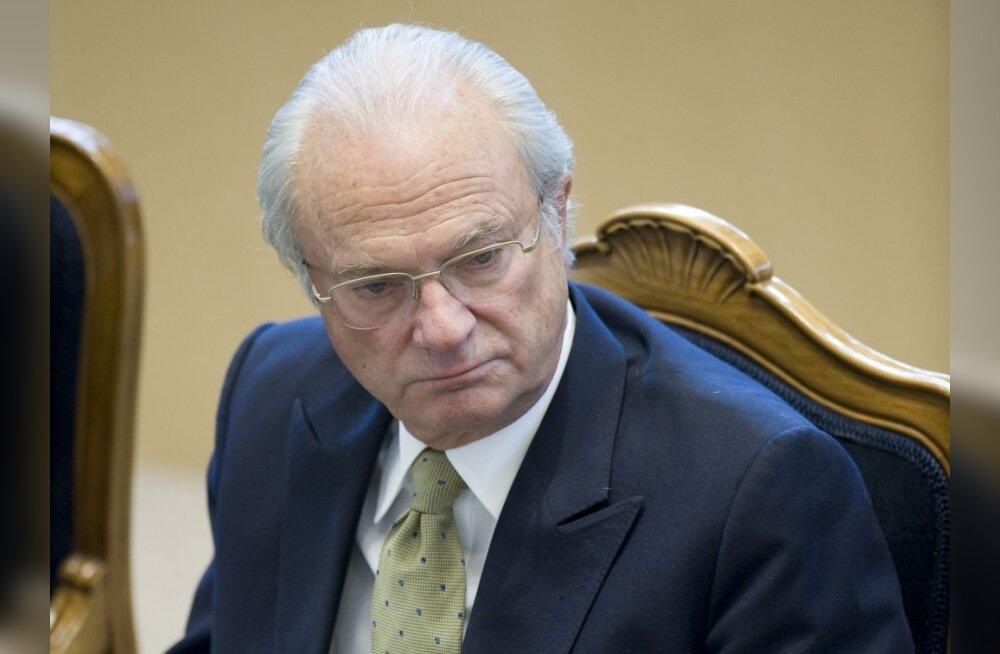 Randpere: skandaalid on Rootsi kuningat saatnud kogu elu