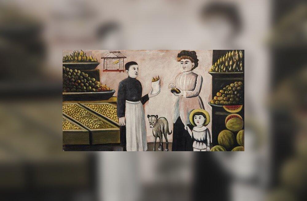 """""""Пиросмани"""" — мастер-класс грузинских художников для детей"""