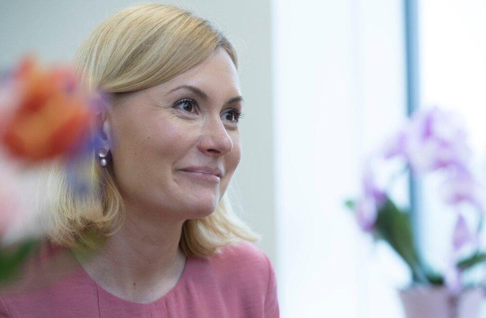Tervise- ja tööminister Riina Sikkut