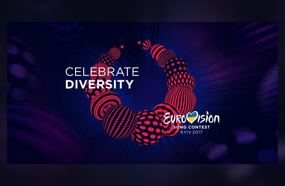PILK PEALE: Vaata, millised on tänavuse Eurovisioni logo ja hüüdlause!