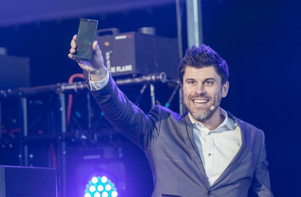 Samsung Galaxy S8 esitlus Tallinnas 29. märtsil
