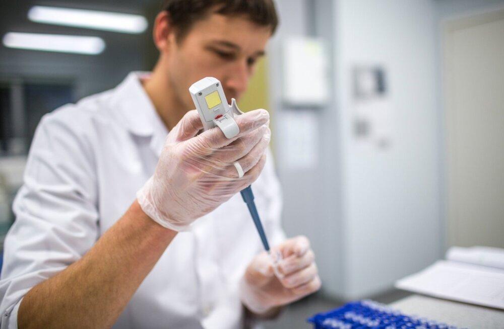 Ebola ravimi väljatöötamine