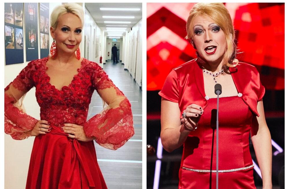 Helen Lokuta on Norman Salumäe esitusest vaimustuses: võiksime kunagi duetti laulda