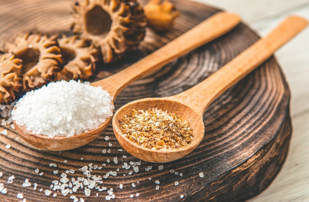 Tervis tänab: 9 NIPPI, kuidas vähendada soola tarbimist