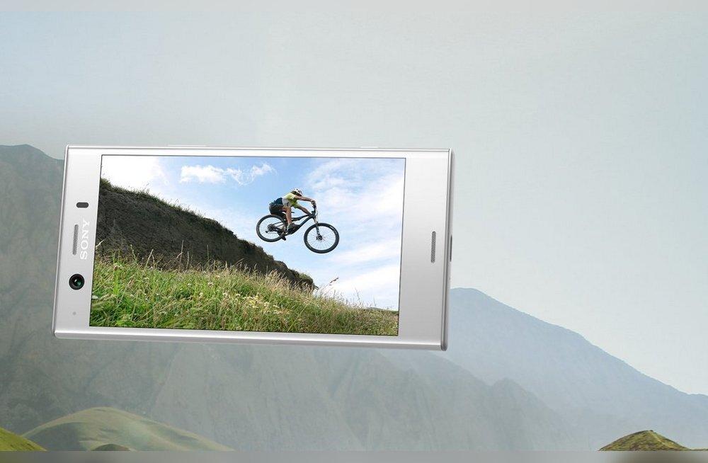 Tippmudel just ilmus, aga Sony pakub juba uusi sügistelefone: Xperia XZ1 ja selle tõenäoliselt edukam variant Compact