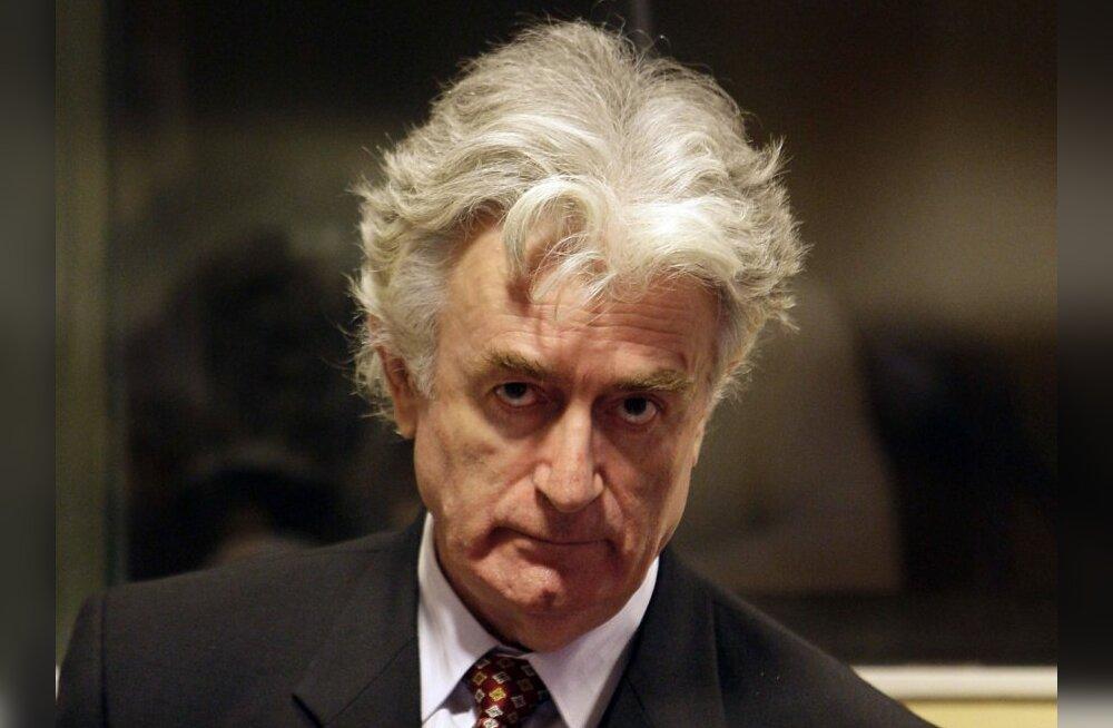 Advokaat: Karadžićil on Mladići vahistamise pärast kahju