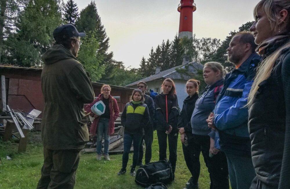 В Пирита пройдет день командных игр на выживание с практикой эстонского языка