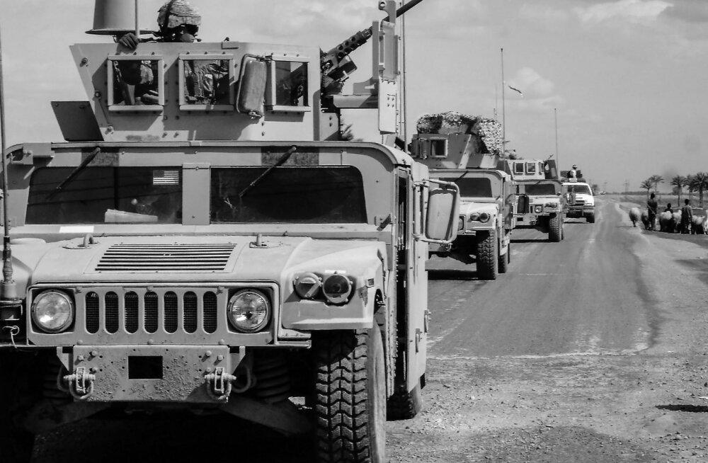 Sky News: по военной базе США в Ираке нанесен ракетный удар