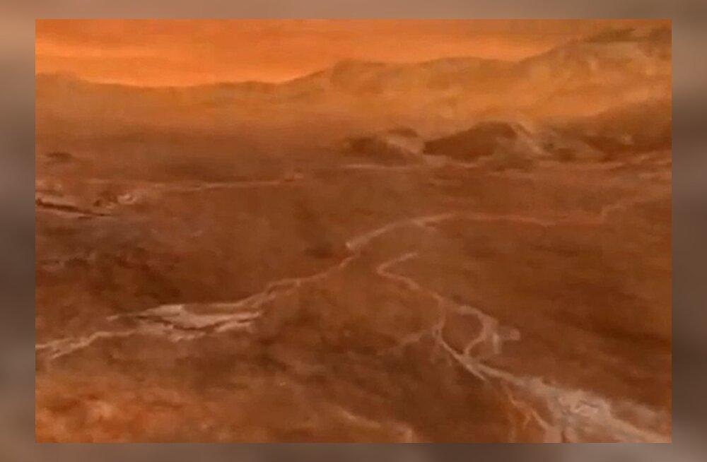 Saturni kaaslasel Titanil voolab Niiluse sarnane jõgi