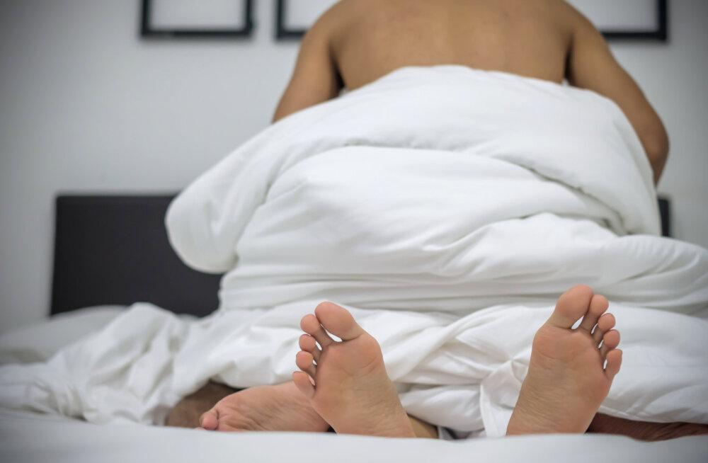 Eestlase arvamus: kui seksimiseks läheb, siis tavalised mõne-minuti-mehed hakkama ei saa