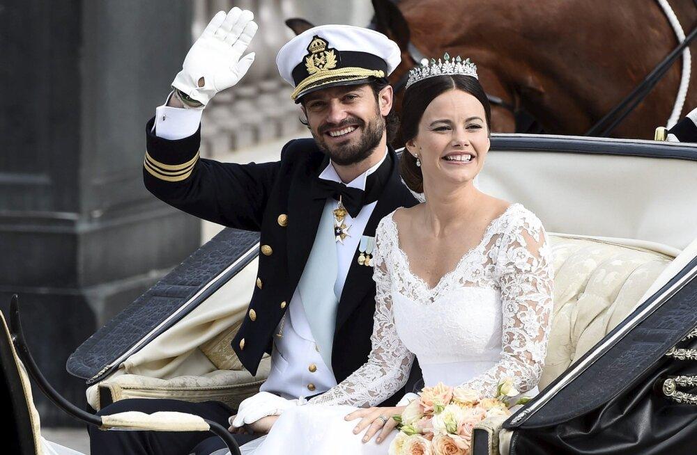 KUNINGLIK RÕÕMUPÄEV: Rootsi printsess Sofia sai teist korda emaks!