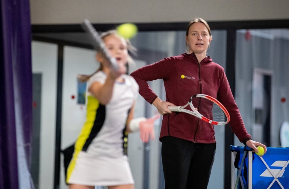 Maret Ani asutas pärast sportlaskarjääri lõppu Rakveres omanimelise tennisekooli.