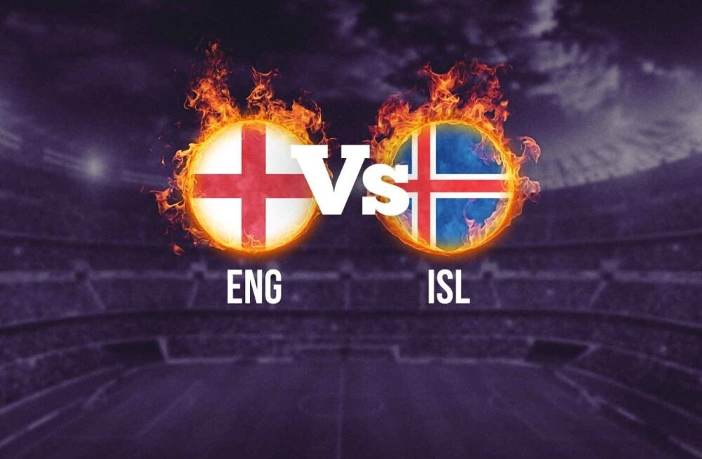bb661606449 EURO 2016: Kas Island suudab šokeerida ka Inglismaad? - Sport