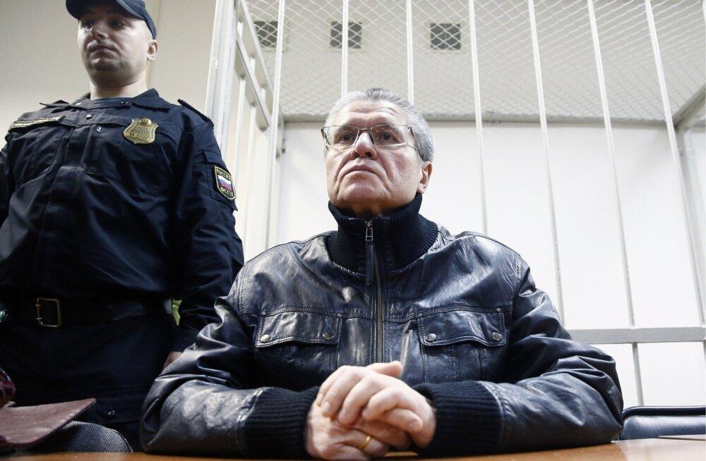 Venemaa endine minister Uljukajev: Rosnefti juhi Setšini üle antud altkäemaks 2 miljonit dollarit oli plaanitud provokatsioon