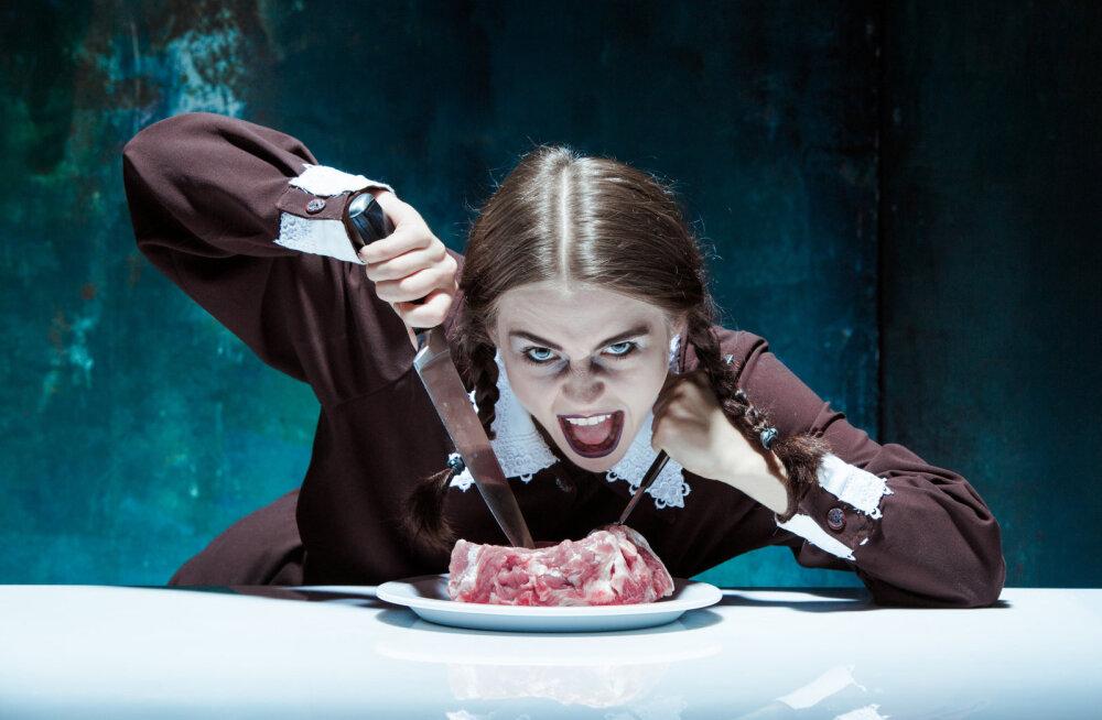 Halloween on kohe käes! Meikar Liisa Leetma jagab vingeid meiginippe, kuidas sel aastal sõpru šokeerida