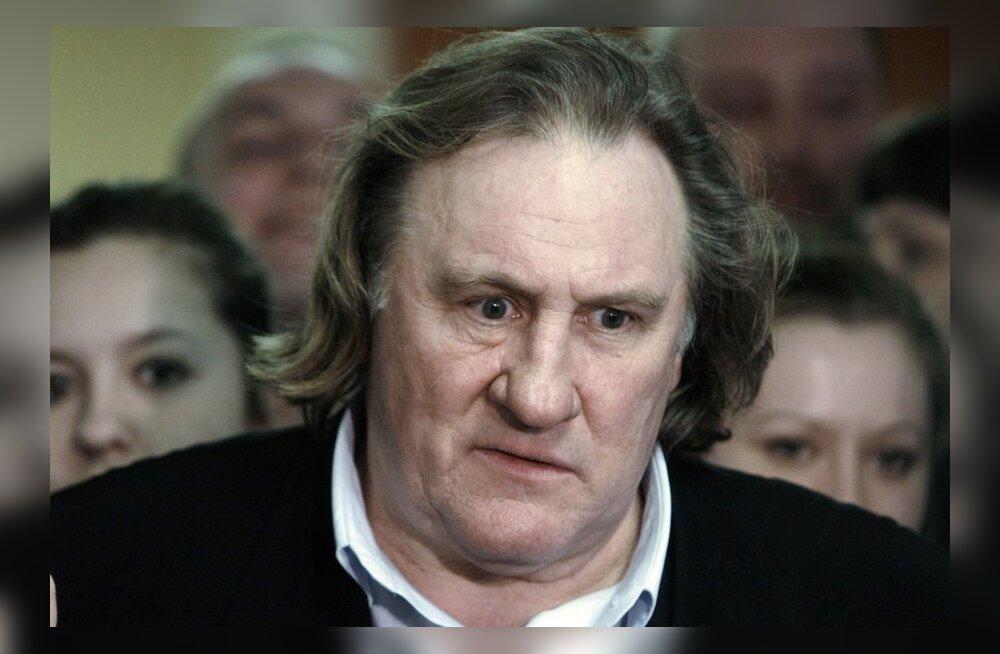 Depardieu: maksutõusuvastane kohtuotsus ei muuda otsust Belgiasse kolida