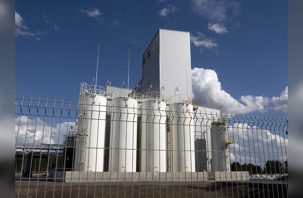 Pankrotis Biodiesel Paldiski vara ei õnnestu müüa