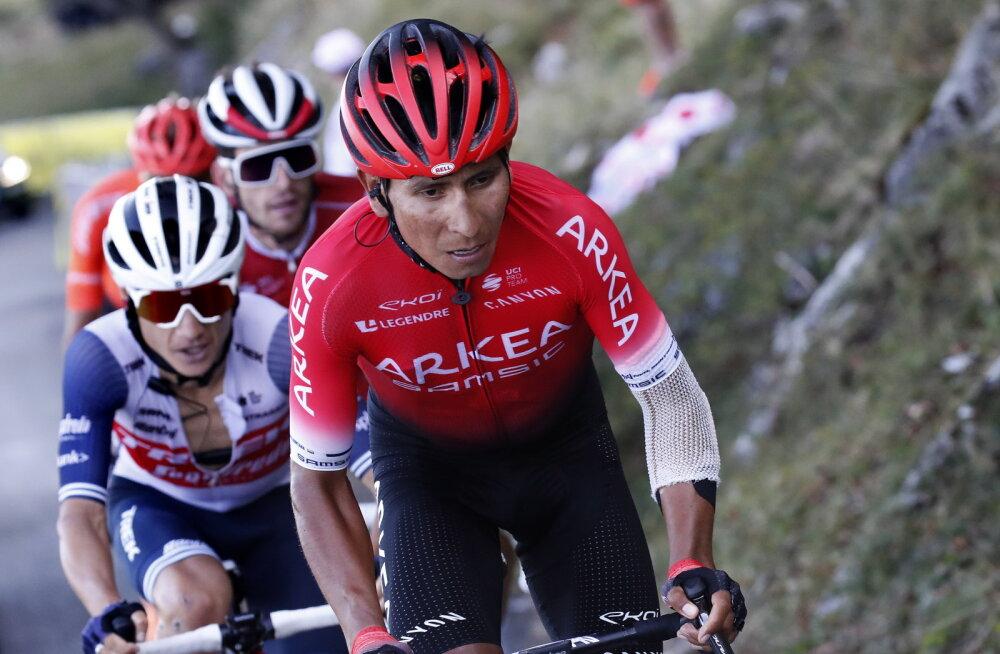 Quintana meeskonna arst ja füsioterapeut said öösel vahi alt vabaks