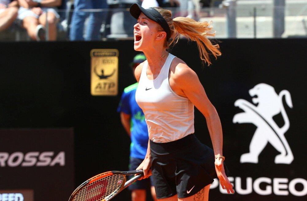 Elina Svitolina võitis Rooma turniiri.