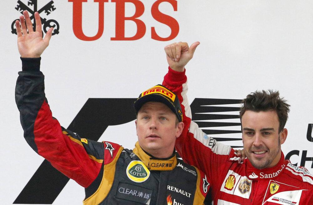 Prantsusmaa vormeliäss nimetas sarnasuse Räikköneni ja Alonso vahel: see oli väga üllatav