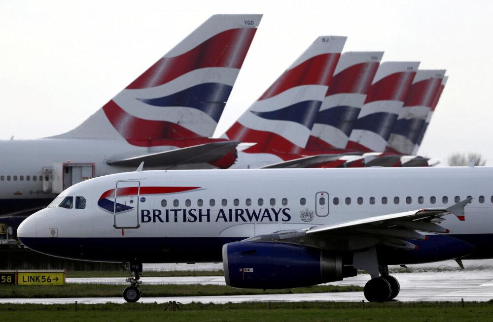 Авиакомпания British Airways идет на крайние меры — под сокращение попадают 80% сотрудников