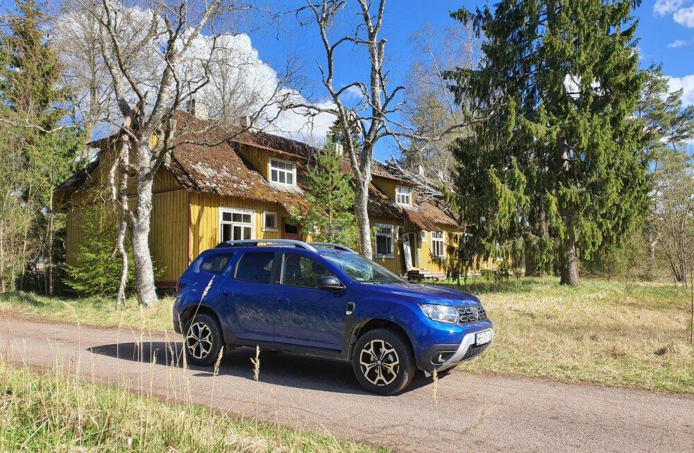 Proovisõit: Dacia Duster LPG – taskukohane kõikjalsõitja nüüd ka soodsa kütusega