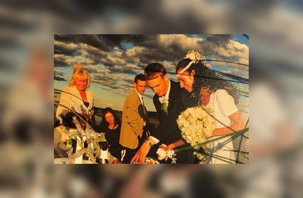 PILTMÕISTATUS | Kas tunned ära, millise kuulsa Eesti raadiohääle pulmaga on tegemist?