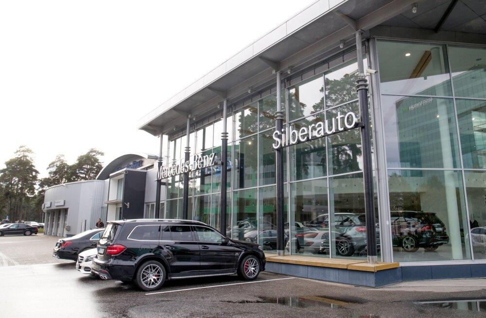 Sünnib Läänemere regiooni suurim autofirma: Väino Kaldoja müüb Silberauto soomlastele