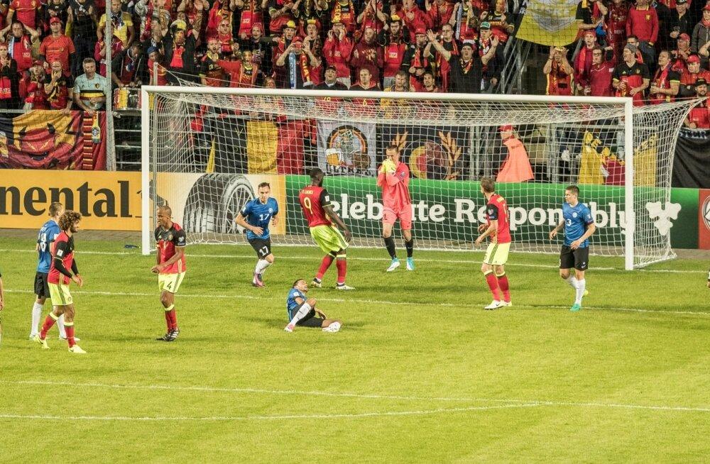 31d29a4d696 Jalgpalliliit soovitab: osta Küprose mängule pilet eelmüügist ja tule  varakult kohale