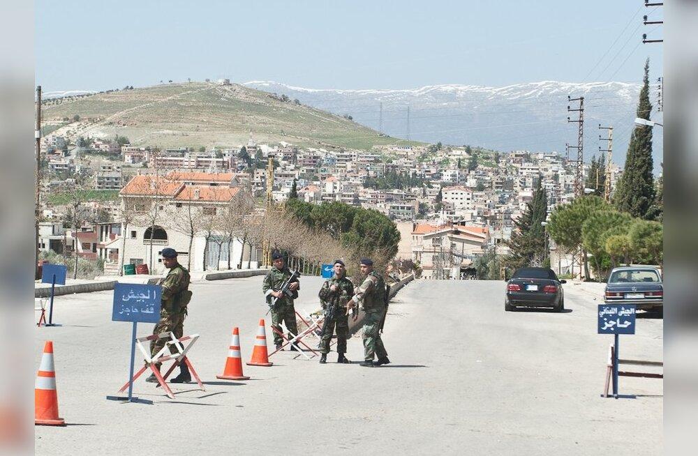 Uus hüpotees: Eestlased laskis röövida Süüria