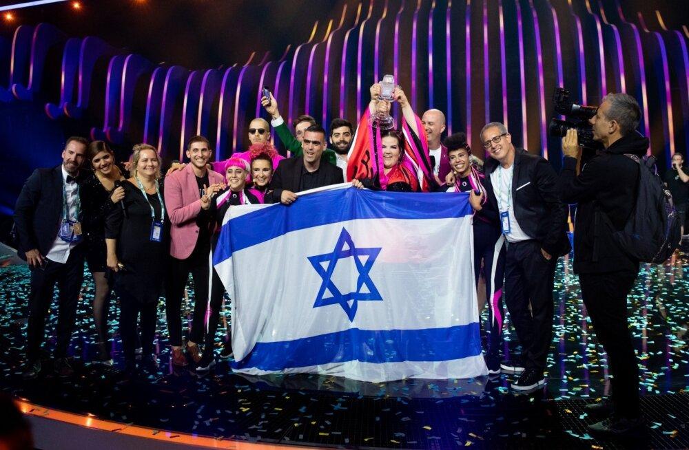 Eurovisioni võitja Netta Barzilai