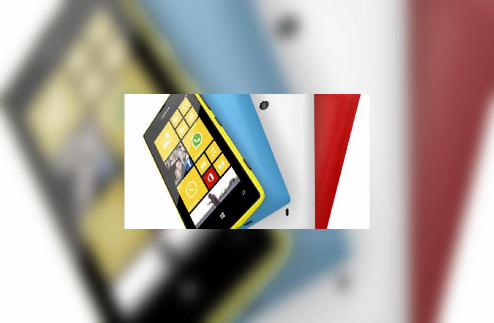 Windows 10 testvariant telefonidele sobib igale Windows Phone'ile, isegi odavale