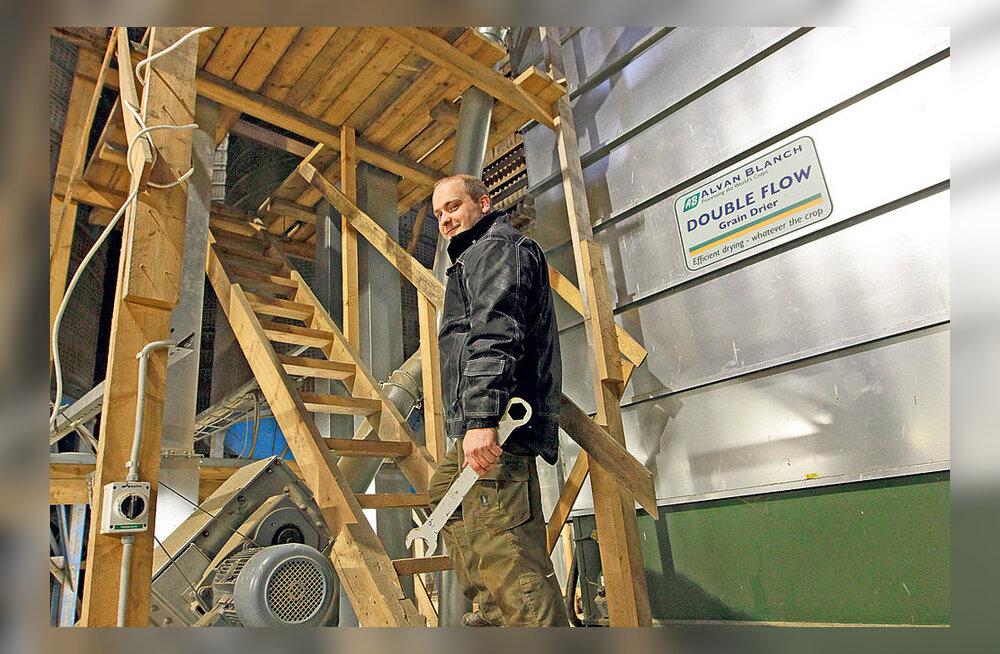 Eestimaale on väga vaja noori haritud põllumehi