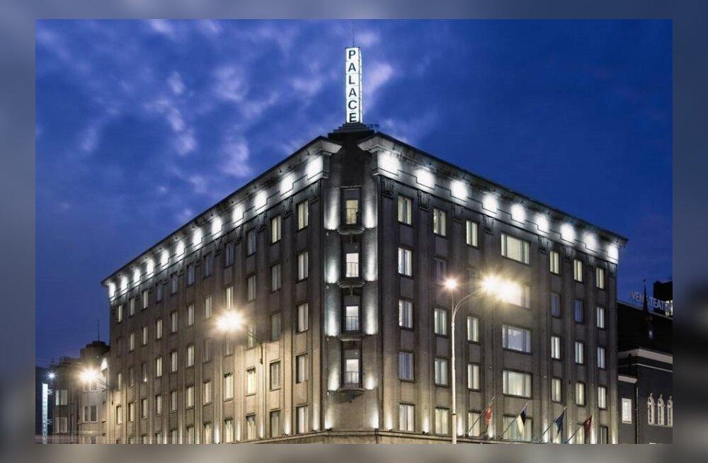 Renoveeritud Hotell Palace avab uksed 26. juunil