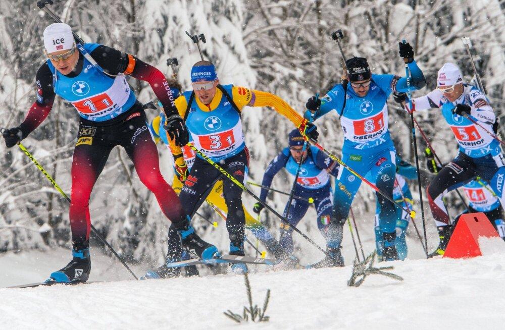 ВИДЕО: Франция выиграла эстафету, Россия завоевала бронзу