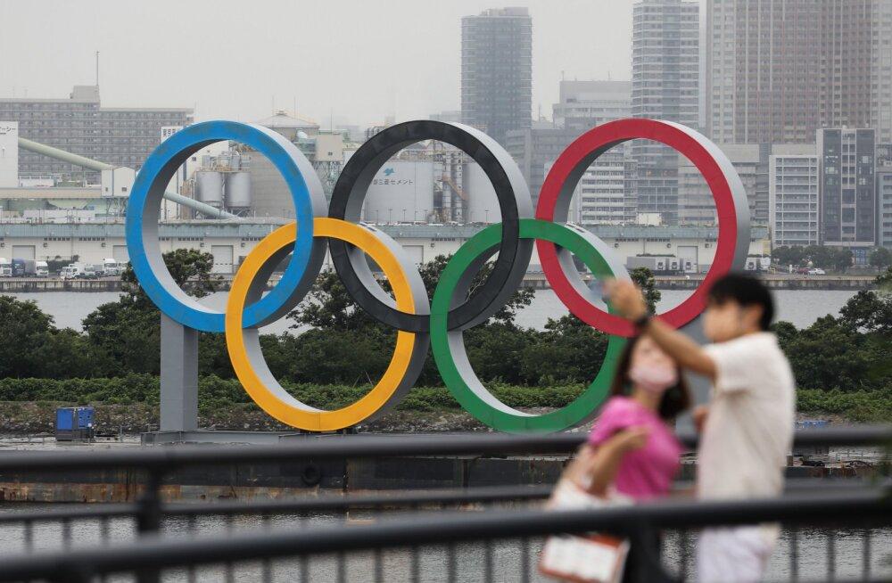 Murettekitav avaldus: taliolümpia toimumine võib olla küsimärgi all