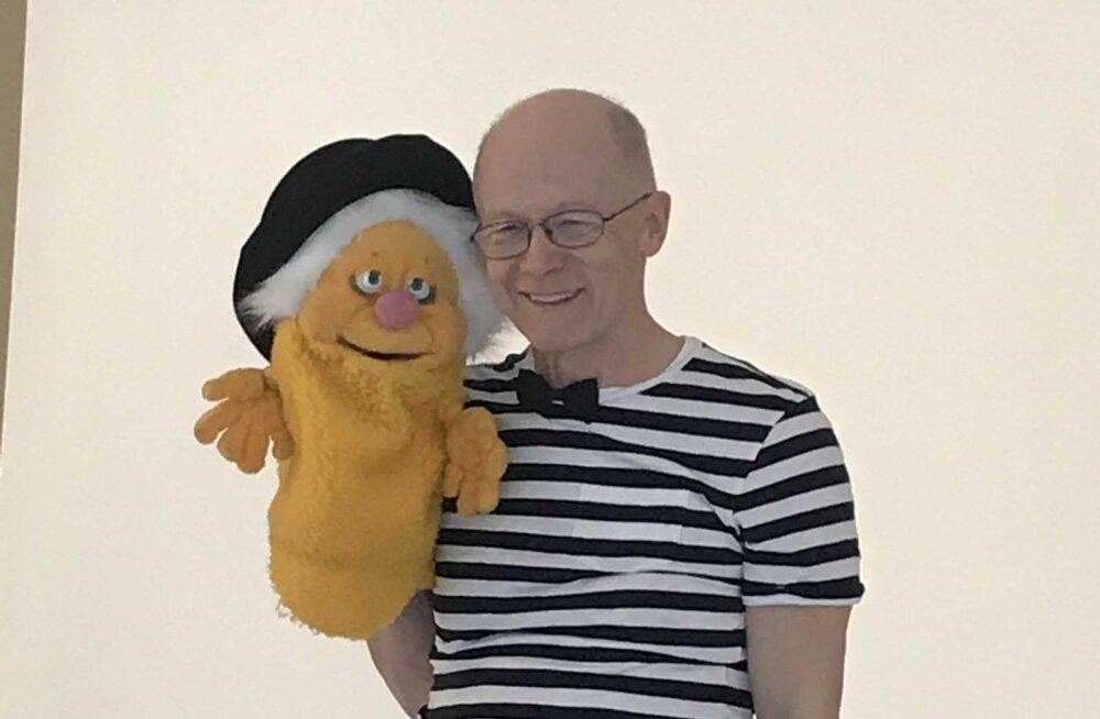 Heino Seljamaa Äpu esinemisest huumorifestivalil: ega ma ka ei tea, mis Äpu seal teeb!