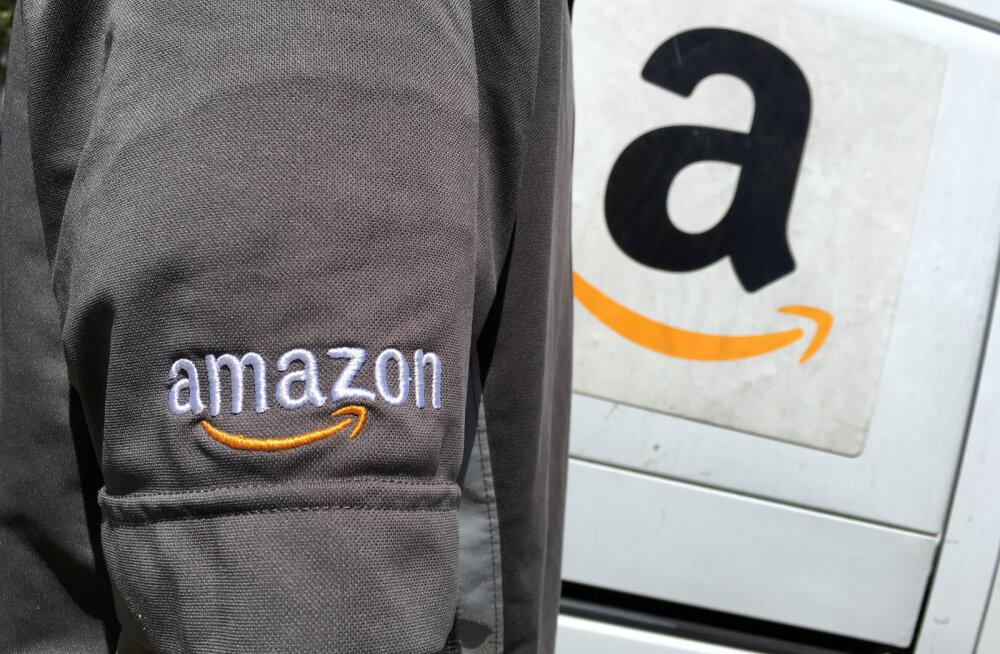 Paarike varastas Amazonist enam kui miljoni dollari väärtuses elektroonikat