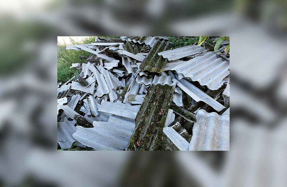 Asbest – kummitus vanal katusel?