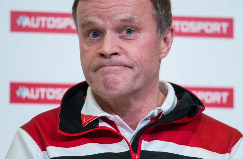 Tommi Mäkinen kritiseeris Tänakut: ta käitus lollisti ja ebasportlikult