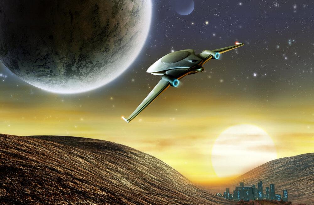 Kosmonautikapäev Teletornis: uudsed tehnoloogiad ja mitmesuunalised kosmoseuuringud