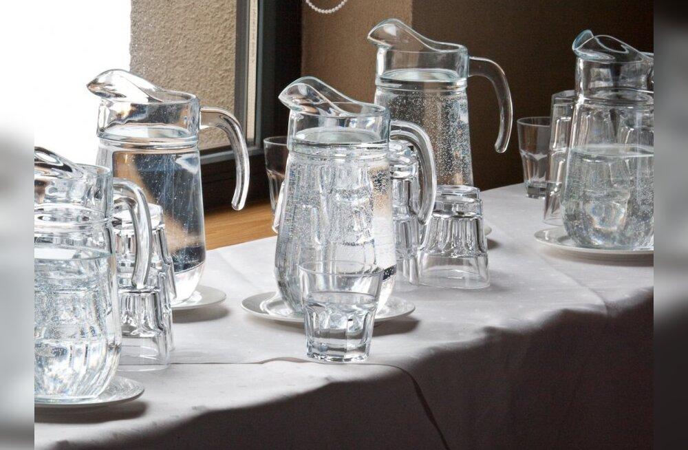 Teadlane: miks küll juuakse Eestis Alpide pudelivett?