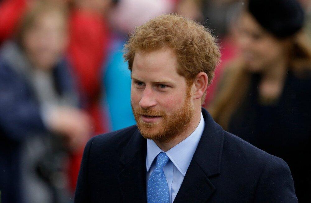 PIHTIMUS | Prints Harry tunnistab, et tahtis kuningliku perekonna pikalt saata