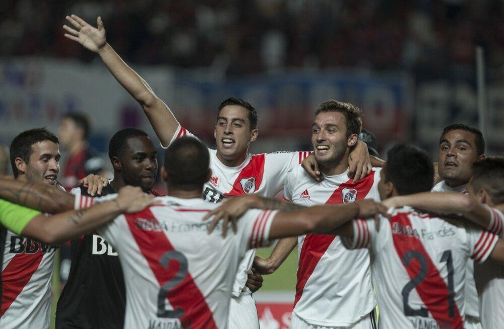 River Plate`i jalgpallurid