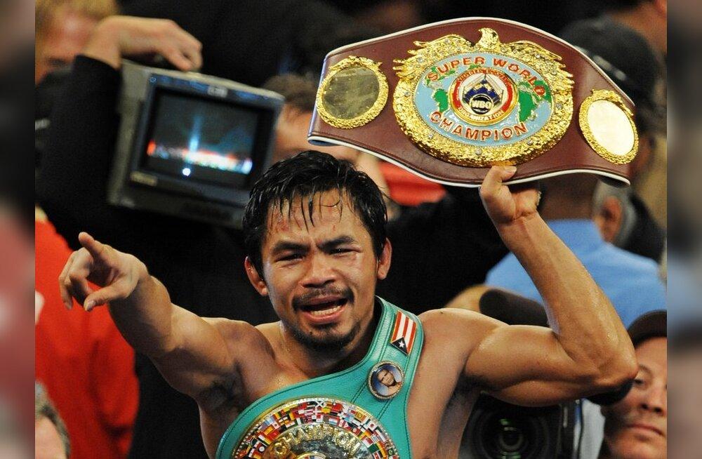 Лучший боксер мира попал в больницу