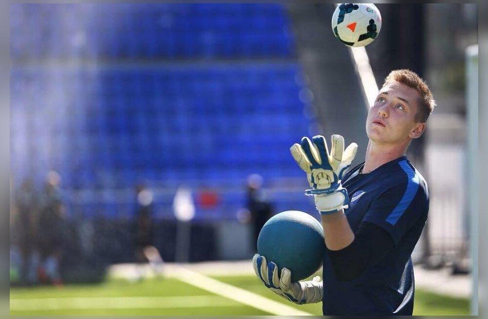 Noor Eesti väravavaht võib tõusta Rootsi meistriks